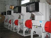 Дробилки, измельчители ИПРМ: Завод полимерного машиностроенияТРИГЛА