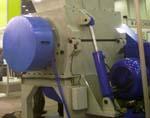 Дробилка (измельчитель пластмасс) серии ИПРМ